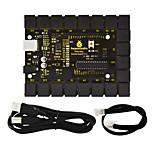 keyestudio easy plug основная плата управления v1.0 контроллер1шт телефонная линия 1шт usb для arduino