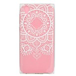 Case For Sony Xperia XA1 Ultra Xperia XA1 Transparent Pattern Back Cover Lace Printing Soft TPU for Sony Xperia XZ1 Sony Xperia XA1 Sony