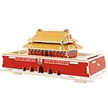 3D Puzzles Model Building Kits Toys Famous buildings Architecture Kids 1 Pieces
