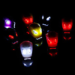 Велосипедные фары Задняя подсветка на велосипед огни безопасности Светодиодные лампы Светодиодная лампа - Велоспорт Ударопрочный