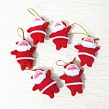 cheap -6pcs Christmas Decorations Christmas Ornaments, Holiday Decorations 10.0*10.0*3.0