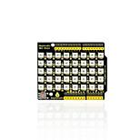 keyestudio 40 rgb led ws2812 пиксельный матричный экран для ардуино