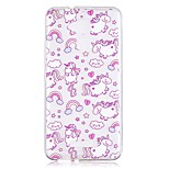 Case For ASUS Zenfone 3 Max ZC553KL Zenfone 3 Max ZC520TL Pattern Back Cover Unicorn Soft TPU for Asus Zenfone 3 Max ZC520TL Asus Zenfone