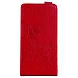 Case For Huawei Redmi Note 4 Redmi 4X Card Holder Wallet with Stand Flip Magnetic Embossed Pattern Full Body Flower Hard PU Leather for