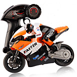 806 Motorcycle 1:24 Brush Electric RC Car 20 2.4G Ready-To-Go Remote Controller/Transmmitter 1  Manul 1 × USB Cable