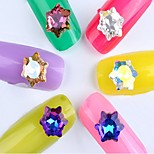 cheap -10 Nail Art Decoration Rhinestone Pearls Makeup Cosmetic Nail Art Design