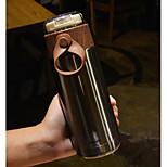 Стаканы, 350 Нержавеющая сталь Вода Вакуумный Кубок