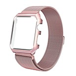 cheap -Stainless Steel Watch Band Strap Pink 25cm / 9.84 Inches 2cm / 0.8 Inches