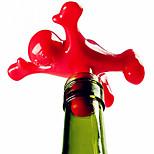 1Pc Creative Happy Man Guy Plastic Wine Bottle Stopper Novelty Bar Tools Cork Bottle Plug Cap Sealer