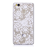 Case For Huawei P9 Lite P10 Transparent Back Cover Lace Printing Soft TPU for Huawei P10 Plus Huawei P10 Lite Huawei P10 Huawei P9 Huawei