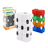 Infinity Cubes Fidget Toys Toys Toys Stress and Anxiety Relief Office Desk Toys Square Shape Plastics Places Classic Style Pieces Kids