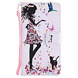Case For Huawei Mate 9 Mate 10 Card Holder Wallet with Stand Flip Magnetic Pattern Full Body Sexy Lady Hard PU Leather for Huawei Mate 10