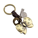 cheap -Keychains Jewelry Leather Alloy Bowknot Lovely Korean Gift Daily