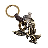 cheap -Keychains Jewelry Leather Alloy Eagle Cute