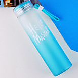 Office/Career Drinkware, 450 Organic Glass Water Water Bottle