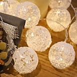 20 LED 3M Star Light Waterproof Plug Outdoor Christmas Holiday Decoration Light LED String Light