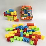 Конструкторы Игрушки Слон Животные Animal Shape Мультфильм образный Животные Семья Сумки с короткой ручкой Мультфильм игрушки Дизайн