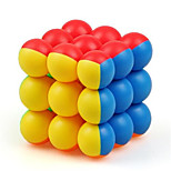 Rubik's Cube Smooth Speed Cube 3*3*3 3*3*3 Wellness Ball Cube Magic Cube Education Square Square Cut Gift