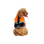 Dog Life Vest Dog Clothes Casual/Sporty Solid Green Orange