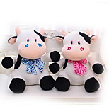 Stuffed Toys Bull Animal Coral Fleece All Ages