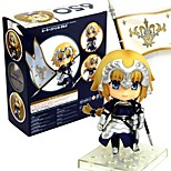 Аниме Фигурки Вдохновлен Fate/stay night Saber 10 См Модель игрушки игрушки куклы