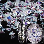 Недорогие -гвоздь блеск арт-деко / ретро ювелирные изделия для ногтей 0.001kg / box