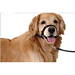 Dog Muzzles Behaviour Aids Trainer Portable Anti Bark Adjustable Flexible