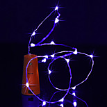 cheap -BRELONG 1M 10LED Wine Bottle Copper String Lights For Christmas Wedding Party  Decorations
