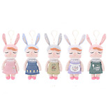 Stuffed Toys Toys Rabbit Cartoon Fashion Wedding For Children Soft Wedding Cartoon Design Rabbit Fashion Girls 1 Pieces