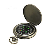 Compasses Directional Gold-Plated Camping / Hiking / Caving Camping & Hiking Trekking Metalic ABS cm pcs