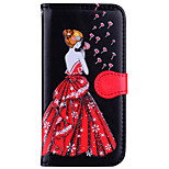 Case For Xiaomi Redmi 4X Redmi 4a Card Holder with Stand Embossed Full Body Sexy Lady Glitter Shine Hard PU Leather for Xiaomi Redmi 4X