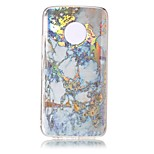 Case For Motorola G5 Plus G5 IMD Pattern Back Cover Marble Soft TPU for Moto G5 Plus Moto G5 Moto C Moto C plus