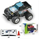 RC Auto 8024 Buggy Monster Truck Bigfoot Treibwagen 4WD SUV 40 KM / H Fernbedienungskontrolle Wiederaufladbar Elektrisch