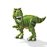 Набор для творчества Конструкторы Игрушки Тиранозавр Рекс Животные Мальчики Куски