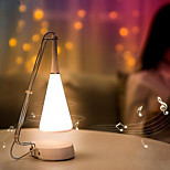 1pc LED Night Light Bluetooth Rechargeable Touch Sensor with USB Port USB Powered 5 Warm White USB Powered powered