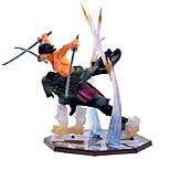 Недорогие -Аниме Фигурки Вдохновлен One Piece Roronoa Zoro 13 См Модель игрушки игрушки куклы
