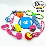 Недорогие -Собака Игрушка для собак Игрушки для животных Интерактивный Скорость Очень свободное облегание Шнур Для домашних животных