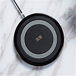 cheap -Wireless Charger Phone USB Charger USB Wireless Charger Qi 1 USB Port 2A DC 5V iPhone X iPhone 8 Plus iPhone 8 S8 Plus S8 S7 Active S7