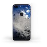 Недорогие -1 ед. Наклейки для Защита от царапин Матовое стекло Узор PVC iPhone 7 Plus