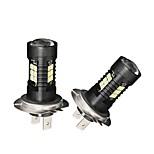 Недорогие -2шт camry лампа накаливания 21w h7 светодиодная лампа накаливания ультра яркости для 100% моделей автомобилей fittable