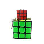 Недорогие -Кубик рубик 1*3*3 Спидкуб Кубики-головоломки головоломка Куб Для школы Пластик + + PCB Водонепроницаемый Обложка эпоксидные Спортивные
