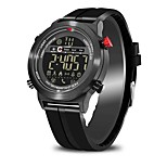 cheap -Smartwatch Works with iOS and Android system. Calories Burned Pedometers Message Reminder Call Reminder Pedometer Stopwatch Alarm Clock