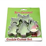 Недорогие -Формы для нарезки печенья Прочее Для Cookie Японская нержавеющая сталь Инструмент выпечки Творческая кухня Гаджет