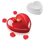 cheap -Cake Molds Hourglass Heart-Shaped Cake Cupcake For Cake For Pie Cheese Material Silica Gel Baking Tool Christmas Birthday New Year's