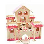 Недорогие -Деревянные пазлы Наборы для моделирования Игрушки Новинки Классика Фокусная игрушка моделирование Взаимодействие родителей и детей