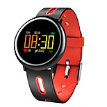 cheap -Smart Bracelet Heart Rate Monitor Exercise Record Message Reminder APP Control Camera Control Pedometer Sleep Tracker Find My Device