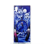 cheap -Case For Sony Xperia XZ1 Xperia XA1 Ultra-thin Pattern Back Cover Animal Soft TPU for Xperia XZ1 Compact Sony Xperia XZ1 Sony Xperia XA1