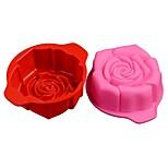 Недорогие -Формы для пирожных Новинки Торты Для шоколада силикагель Инструмент выпечки Творческая кухня Гаджет