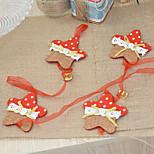 Недорогие -1шт Рождество Рождественские украшения, Праздничные украшения 145