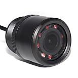 Недорогие -ziqiao® hd автомобиль обратная камера ir led ночного видения водонепроницаемый